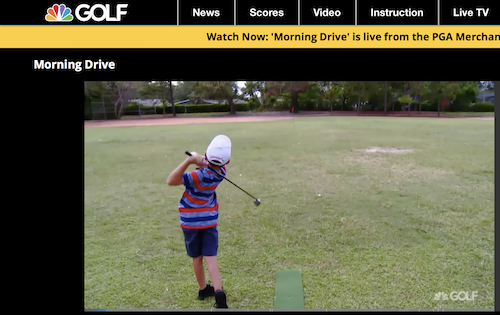 TGA Premier Golf tailors junior programs towards beginners in schools